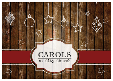 Carols at City Church